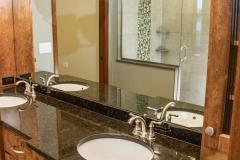 Kochmann Brothers Homes custom luxury bathroom