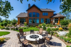 Kochmann Brothers Homes custom luxury home exterior