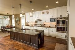 Kochmann Brothers Homes custom luxury kitchen