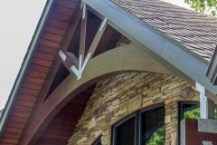 Kochmann Brothers Homes custom luxury lake home details