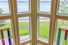 Kochmann Brothers Homes custom luxury lake home windows