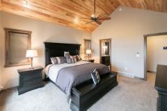 Kochmann Brothers Homes custom luxury lake master bedroom