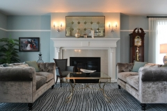Kochmann Brothers Homes custom luxury living room