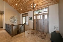 Kochmann Brothers Homes custom luxury lake entry