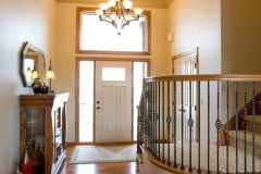 Kochmann Brothers Homes custom luxury entry