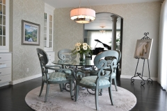Kochmann Brothers Homes custom luxury details dining room