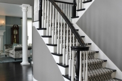 Kochmann Brothers Homes custom luxury details stairs