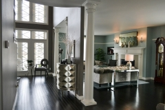 Kochmann Brothers Homes custom luxury details entry