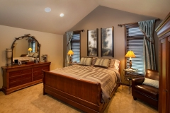 Kochmann Brothers Homes custom luxury bedroom