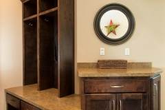 Kochmann Brothers Homes custom luxury mudroom