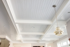 Kochmann Brothers Homes custom luxury details bright white ceiling
