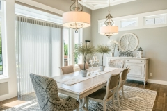 Kochmann Brothers Homes custom luxury dining room