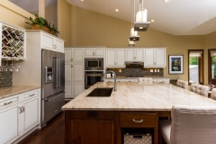 Kochmann Brothers Homes custom luxury remodel kitchen