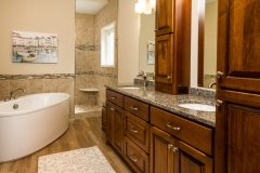 Kochmann Brothers Homes custom luxury remodel bathroom