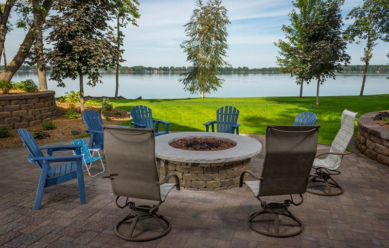 Luxury New Lake Home Construction