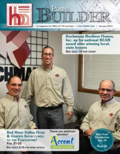 Plains Builder Magazine - January 2014