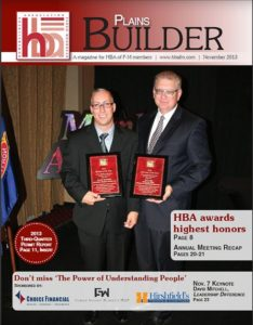 Plains Builder Magazine - November 2013